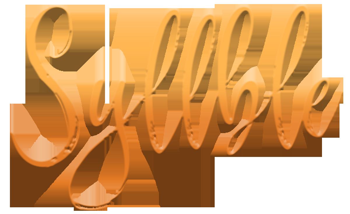 Syllble